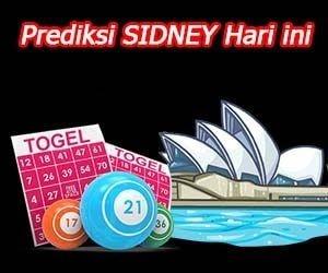 PREDIKSI ANGKA AKURAT SYDNEY HARI SENIN 26-04-2021